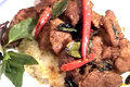 Thai Spicy Pork Stir Fry